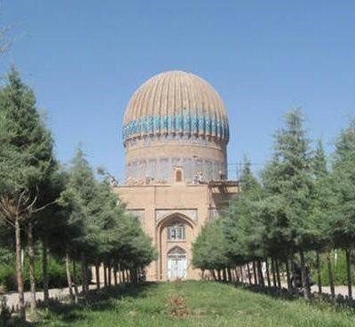 مقبره گوهرشاد بیگم در شهر هرات