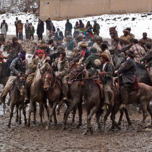بزکشی از بازی های پرطرفدار افغانستان