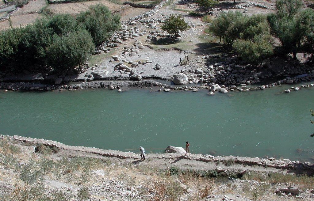 رودهای زیبا در دره پنجشیر